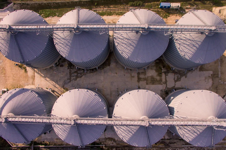 """Складово стопанство за съхранение на зърно - Производствена площадка на """"Агрополихим"""" АД, гр. Девня"""