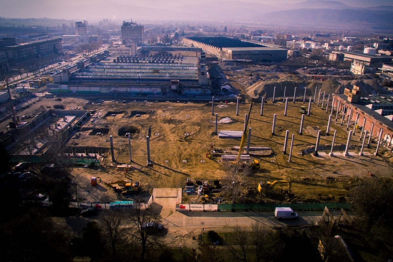 """Предприятие за производство и асемблиране на протези и бионични импланти на """"Оттобок"""" - Южна промишлена зона, гр. Благоевград"""