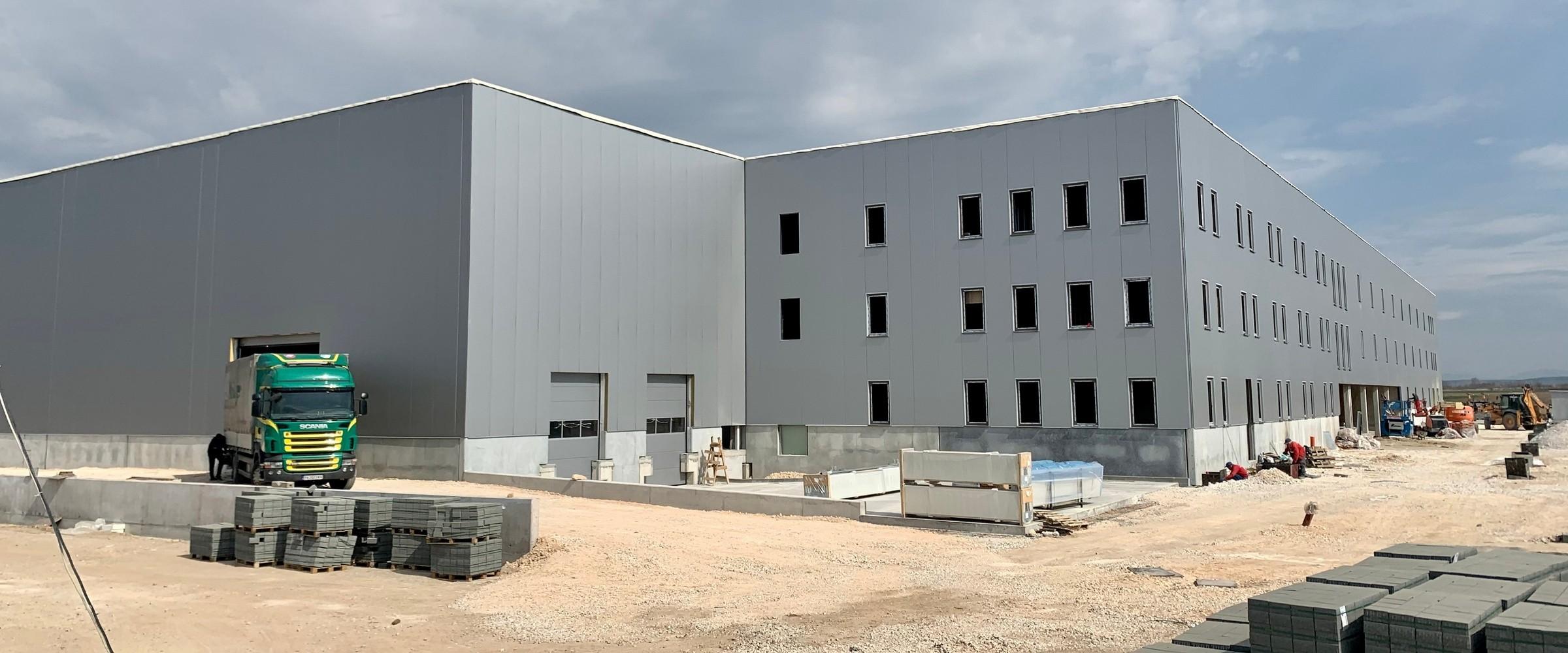 Производствено предприятие за метални изделия и апаратура за търговско обзавеждане
