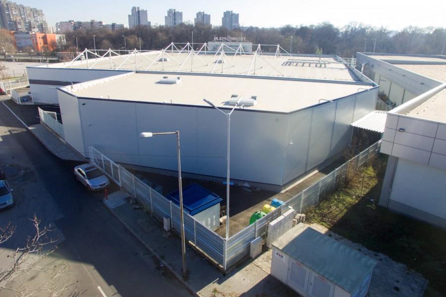 Umbau von Hypermarkt Technopolis - Plovdiv