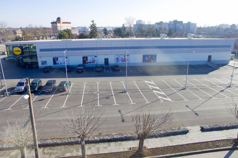 Supermarket Lidl - Balchik