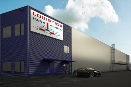 """""""Варна Лоджистикс"""" избра """"Бараж Груп"""" за главен изпълнител на строителството на складова сграда А5"""