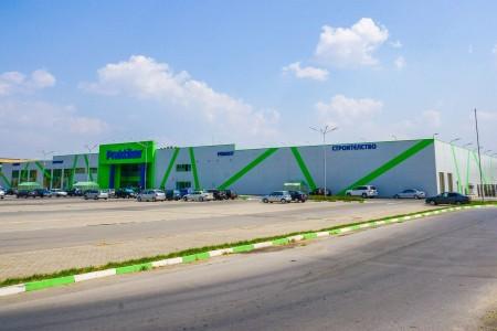 Umbau von Bau-Hypermarkt Praktiker - Stara Zagora
