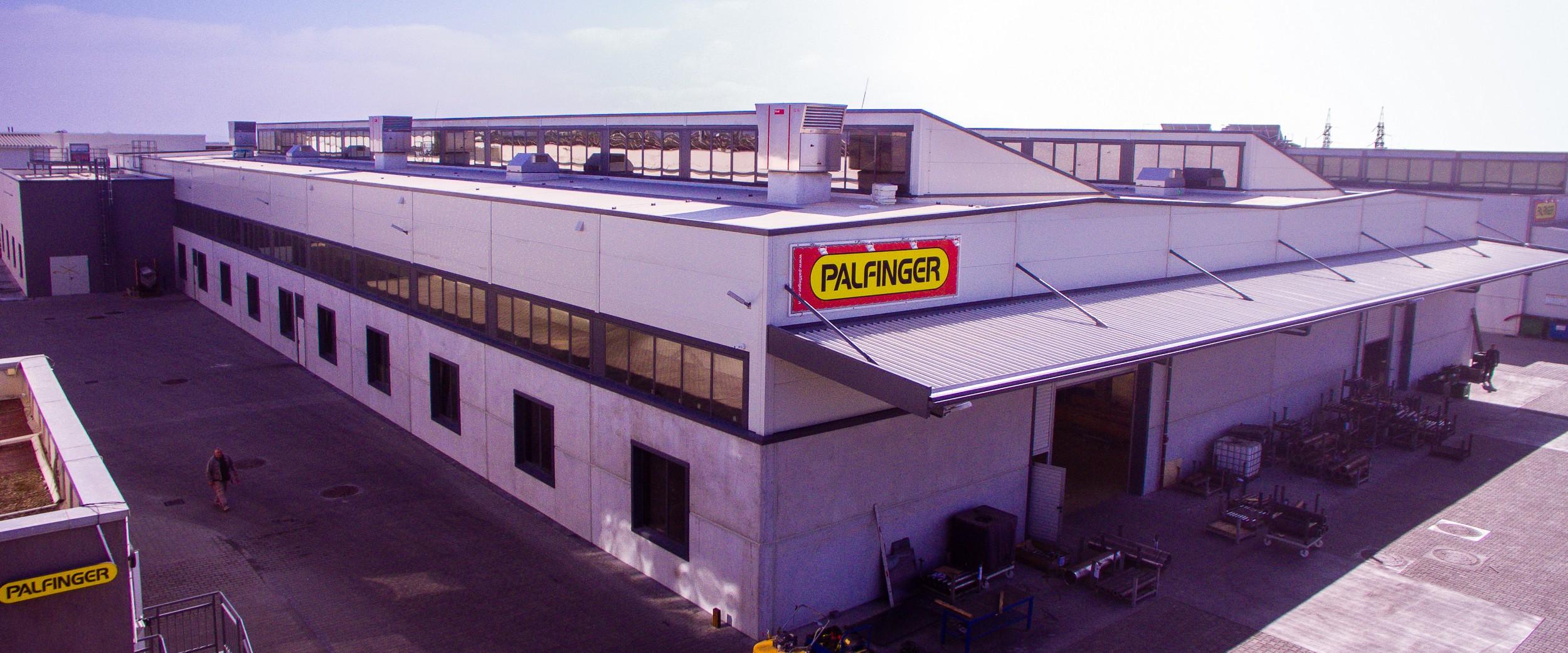 Разширяване на завод за производство на хидравлични цилиндри