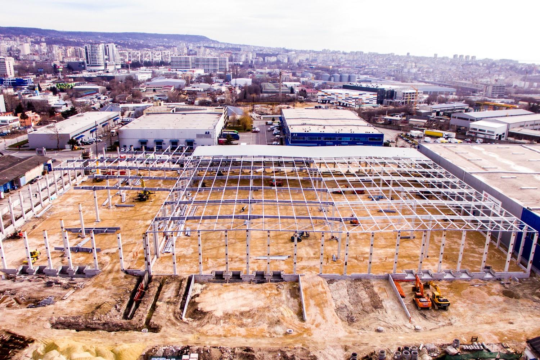 Складова сграда А5 - Логистичен Парк Варна, гр. Варна