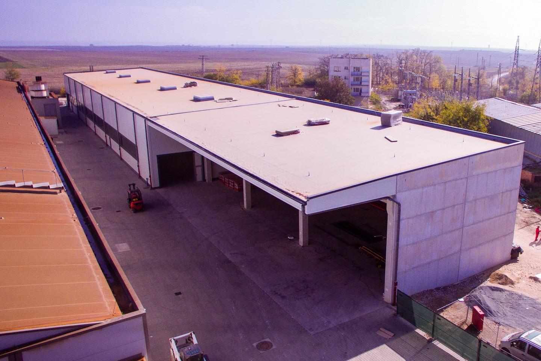 """Завод за производство на хидравлични цилиндри на """"Палфингер"""" - с. Тенево, обл. Ямбол"""