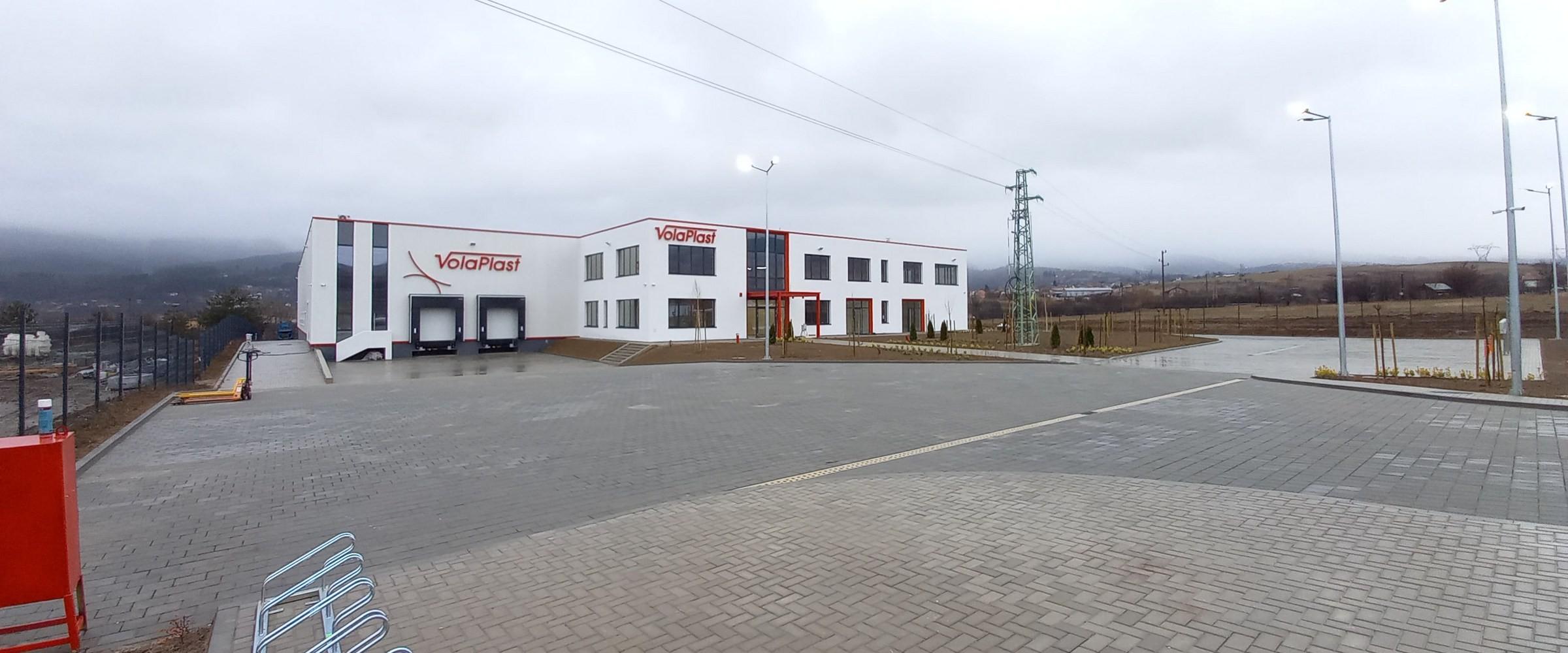 Завод за производство на пластмасови елементи