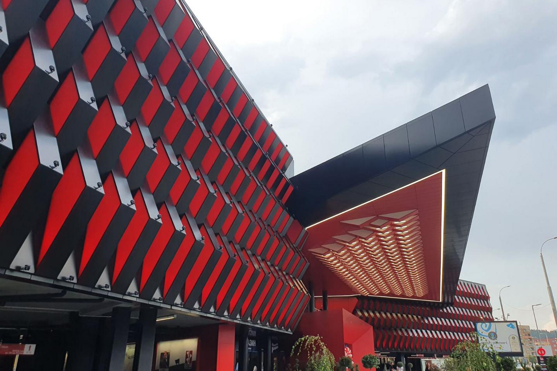 Откриване на търговско- развлекателн комплекс Фантастико, гр. Перник