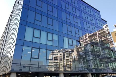 """Офис сграда """"Офис А"""" - завършване от етап """"груб строеж"""""""