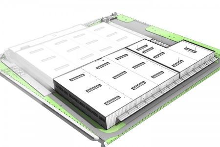 """Фирма """"Бараж Груп"""" ще строи и последният етап от разширението на завода на """"Вили Елбе"""""""