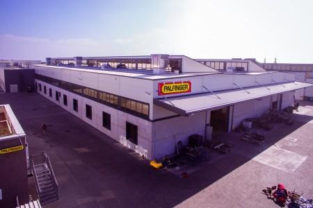 """Разширяване на завод за производство на хидравлични цилиндри на """"Палфингер Продукционстехник България"""""""