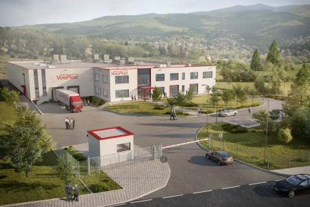"""""""ФолаПласт"""" започва изграждането на своя завод в Кюстендил"""